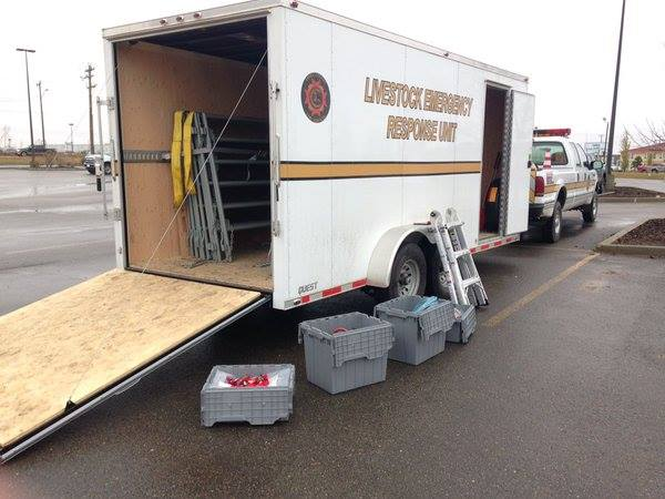 Livestock Emergency Response Trailers